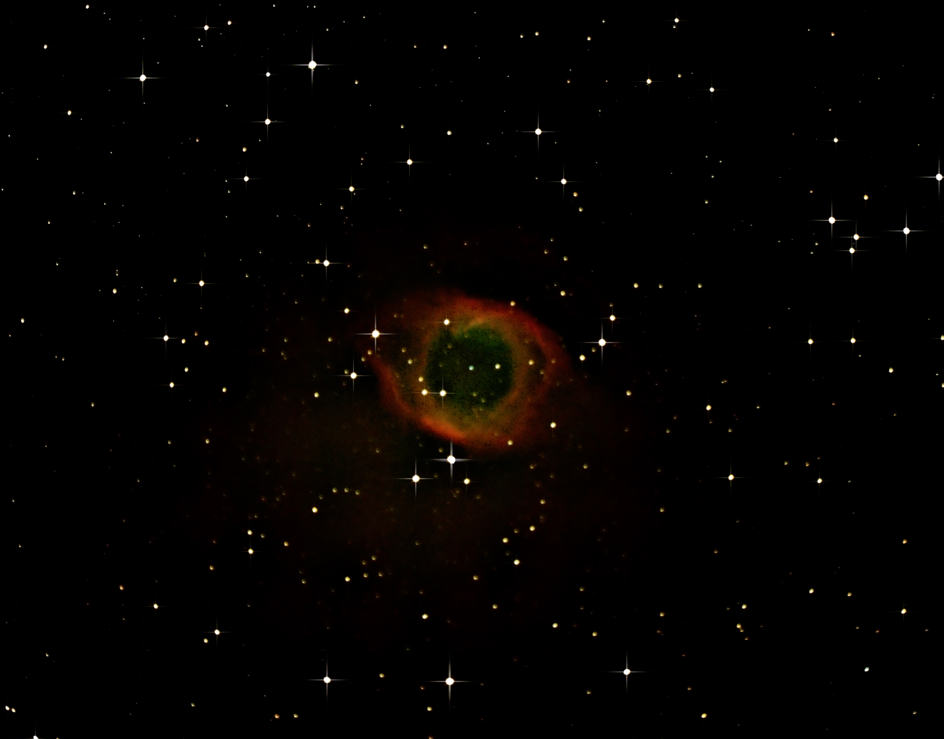 constellation map of helix nebula - photo #39
